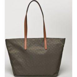 Joop! - Torebka. Szare torebki klasyczne damskie marki JOOP!, z materiału, duże. W wyprzedaży za 549,90 zł.