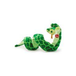 Maskotka dla dzieci. Pluszowy zielony wąż Cyreno 110 cm (27766). Zielone przytulanki i maskotki Trudi. Za 209,75 zł.