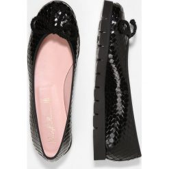 Pretty Ballerinas PITONE Baleriny black. Czarne baleriny damskie marki Pretty Ballerinas. Za 689,00 zł.