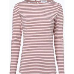 ARMEDANGELS - Damska koszulka z długim rękawem – Davina, różowy. Czerwone t-shirty damskie ARMEDANGELS, xl. Za 129,95 zł.