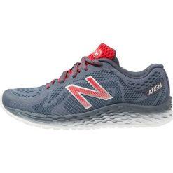New Balance KJARITPY Obuwie do biegania treningowe grey/red. Szare buty do biegania damskie marki New Balance, na lato, z materiału. Za 319,00 zł.