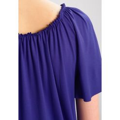 T-shirty damskie: 9Fashion MINORE Tshirt z nadrukiem cobalt