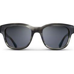 """Okulary przeciwsłoneczne męskie: Okulary przeciwsłoneczne """"Smoke Clyde"""" w kolorze szarym"""