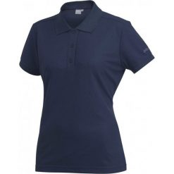 Bluzki asymetryczne: Craft Koszulka damska Polo Shirt Pique Classic Granatowa r. L (192467-1390)
