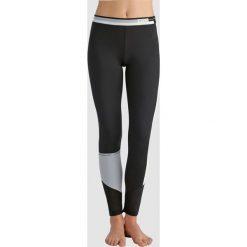Legginsy sportowe damskie: Długie sportowe legginsy