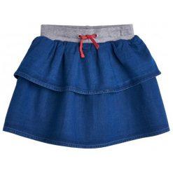 Spódniczki dziewczęce z falbankami: Spódnica dżinsowa dla dziewczynki 9-13 lat