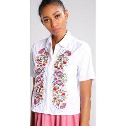 Koszule wiązane damskie: Glamorous Koszula white