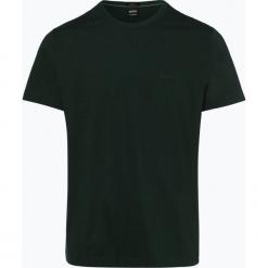 BOSS Athleisurewear - T-shirt męski – Tee, zielony. Zielone t-shirty męskie marki QUECHUA, m, z elastanu. Za 219,95 zł.