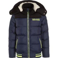 Cars Jeans CASCO Kurtka zimowa indigo. Niebieskie kurtki chłopięce zimowe marki Cars Jeans, z jeansu. W wyprzedaży za 255,20 zł.