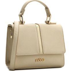 Torebka NOBO - NBAG-C1000-C015 Beżowy. Brązowe torebki klasyczne damskie marki Nobo, ze skóry ekologicznej. W wyprzedaży za 129,00 zł.