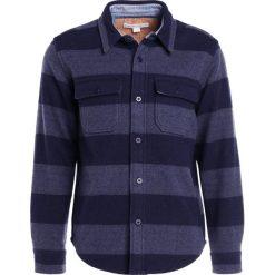 Outerknown HIGHLAND BLANKET  Koszula blue. Niebieskie koszule męskie marki Polo Ralph Lauren, m, z bawełny, polo. W wyprzedaży za 403,60 zł.