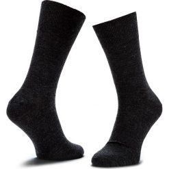 Skarpety Wysokie Męskie BUGATTI - 6710 Anthracite 620. Czerwone skarpetki męskie marki Happy Socks, z bawełny. Za 38,50 zł.