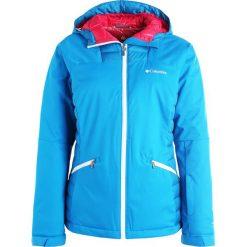 Columbia SALCANTAY Kurtka narciarska dark compass. Niebieskie kurtki damskie narciarskie Columbia, xl, z materiału. W wyprzedaży za 719,20 zł.