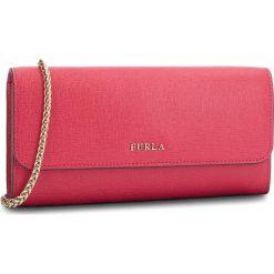 Torebka FURLA - Babylon 962678 E EP73 B30 Ruby. Czerwone torebki klasyczne damskie marki Furla, ze skóry. Za 895,00 zł.