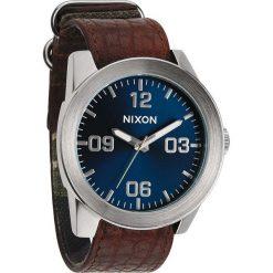 Zegarki męskie: Zegarek męski Brown Blue Sunray Nixon Corporal A2431656