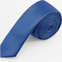 Krawat - Niebieski. Niebieskie krawaty męskie Reserved. Za 49,99 zł.
