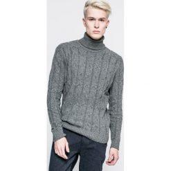 Camel Active - Sweter. Brązowe golfy męskie marki Camel Active, l, z bawełny. W wyprzedaży za 319,90 zł.