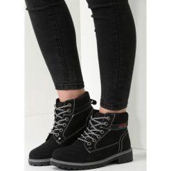Czarne Traperki Winter Lady. Czarne buty zimowe damskie vices. Za 109,99 zł.