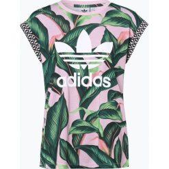 Adidas Originals - Sportowa koszulka damska, biały. Białe bluzki sportowe damskie adidas Originals, xs. Za 179,95 zł.