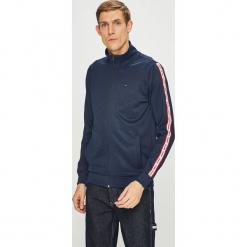 Tommy Jeans - Bluza. Szare bluzy męskie rozpinane marki Tommy Jeans, m, z bawełny, bez kaptura. Za 449,90 zł.