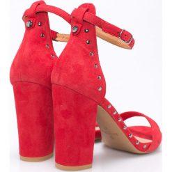 Rzymianki damskie: Badura – Sandały