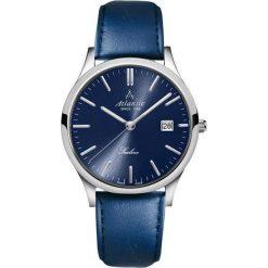 Zegarek Atlantic Męski Sealine 62341.41.51 Szafirowe szkło granatowy. Niebieskie zegarki męskie Atlantic, szklane. Za 727,99 zł.