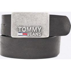 Paski męskie: Tommy Jeans - Pasek skórzany