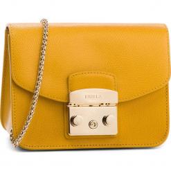Torebka FURLA - Metropolis 978166 B BGZ7 ARE Ginestra e. Żółte torebki klasyczne damskie Furla, ze skóry. Za 839,00 zł.