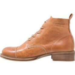 Botki damskie: Ten Points Ankle boot cognac