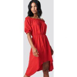 Trendyol Asymetryczna sukienka - Red. Niebieskie sukienki asymetryczne marki Reserved. Za 100,95 zł.