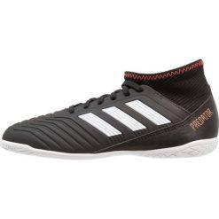 Adidas Performance PREDATOR TANGO 18.3 IN Halówki core black/footwear white/solar red. Czarne buty skate męskie adidas Performance, z gumy. W wyprzedaży za 201,75 zł.