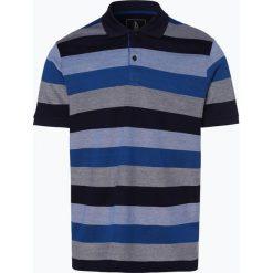 Koszulki polo: Andrew James – Męska koszulka polo, niebieski