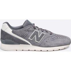 New Balance - Buty. Szare buty skate męskie New Balance, z materiału. W wyprzedaży za 239,90 zł.