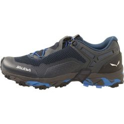 Salewa ULTRA TRAIN 2 Obuwie do biegania Szlak dark denim/royal blue. Niebieskie buty sportowe męskie Salewa, z denimu, do biegania. Za 629,00 zł.
