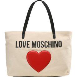 Torebki klasyczne damskie: Love Moschino Torba na zakupy beige