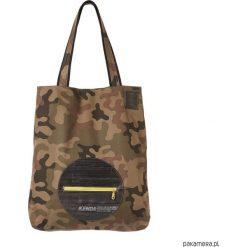 Shopper bag damskie: mili shopper yellow m