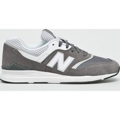 New Balance - Buty WL697TRC. Szare buty sportowe damskie New Balance, z materiału. W wyprzedaży za 399,90 zł.