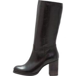 Lazamani Kozaki black. Czarne buty zimowe damskie marki Lazamani, z materiału. Za 639,00 zł.
