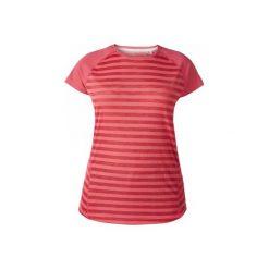 Berghaus Koszulka Stripe Ii Basecrew Ss Af Pink 14. Różowe bluzki sportowe damskie Berghaus, z materiału. W wyprzedaży za 109,00 zł.