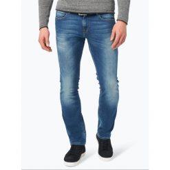 BOSS Casual - Jeansy męskie – Orange 24 Barcelona, niebieski. Niebieskie jeansy męskie regular BOSS Casual. Za 399,95 zł.
