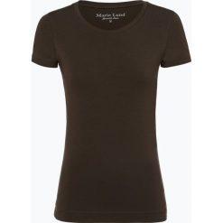 Marie Lund - T-shirt damski, zielony. Zielone t-shirty damskie Marie Lund, l, z bawełny. Za 39,95 zł.