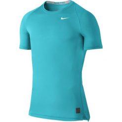 Nike Koszulka męska Cool Compression SS niebieska r. XL (703094-418). Niebieskie koszulki sportowe męskie marki Nike, m. Za 108,94 zł.