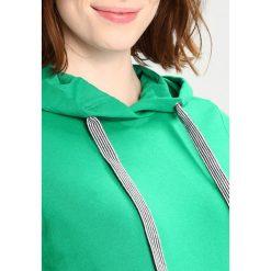 Bluzy rozpinane damskie: Vero Moda VMGINA HOODIE Bluza z kapturem pepper green