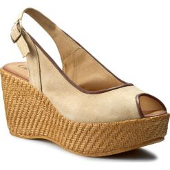 Sandały damskie: Sandały LAN-KARS – B35-N Neutro