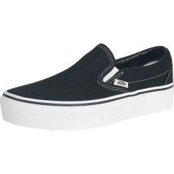 Buty skate męskie: Vans Classic Slip-On Platform Buty sportowe czarny