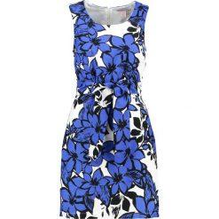 Sukienki: Anna Field Sukienka letnia cloud dancer/blue/black