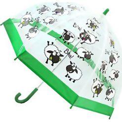"""Parasole: Parasol """"Sheep"""" w kolorze zielonym"""