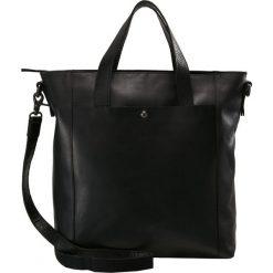 Spikes & Sparrow SHOPPER Torba na zakupy black. Czarne shopper bag damskie Spikes & Sparrow. Za 819,00 zł.