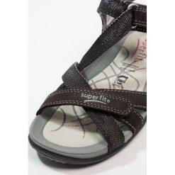 Sandały chłopięce: Superfit NANCY Sandały schwarz
