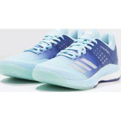 Buty damskie: adidas Performance CRAZYFLIGHT X Obuwie do siatkówki ice blue/silver metallic/mystery ink